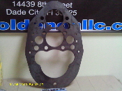 "1/4""LIGHTWEIGHT SCS TRANSFER CASE FACE PLATE"
