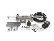 "2.5"" Double End Steering Cylinder Kit NO PUMP."
