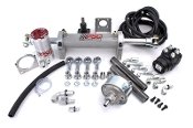 "2.5 ton Rockwell 3.0"" Double End Steering Kit w/ Hi Flow P Pump"