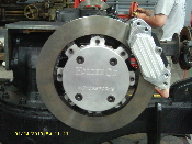 2.5 TON PRO SERIES PINION BRAKE