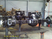 2.5 TON CUSTOM BUILT AXLES *CALL FOR PRICING*