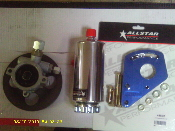 POWER STEERING PUMP KIT.