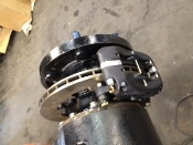 2.5 TON WHEEL BRAKE KIT