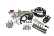 "2.5"" DOUBLE END STEERING CYLINDER KIT WITH P-PUMP"