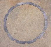 WELD ON SIMULATED BEADLOCK RINGS *CUSTOM CALL FOR PRICING*