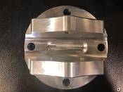 Billet Aluminum Super Duty Coil Over Conversion Upper Mount